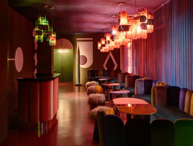 india mahdavi India Mahdavi's Most Flamboyant and Artsy Restaurants Design Mahdavis Most Flamboyant and Artsy Restaurant Design feature 740x560