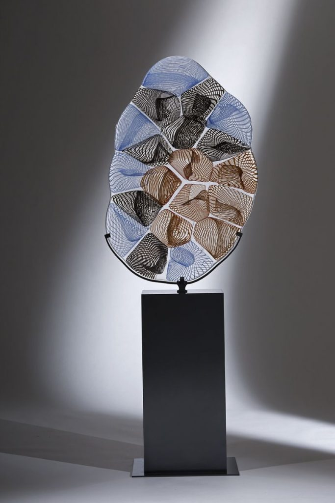 A Modern Twist To The Murano Blown Glass Art