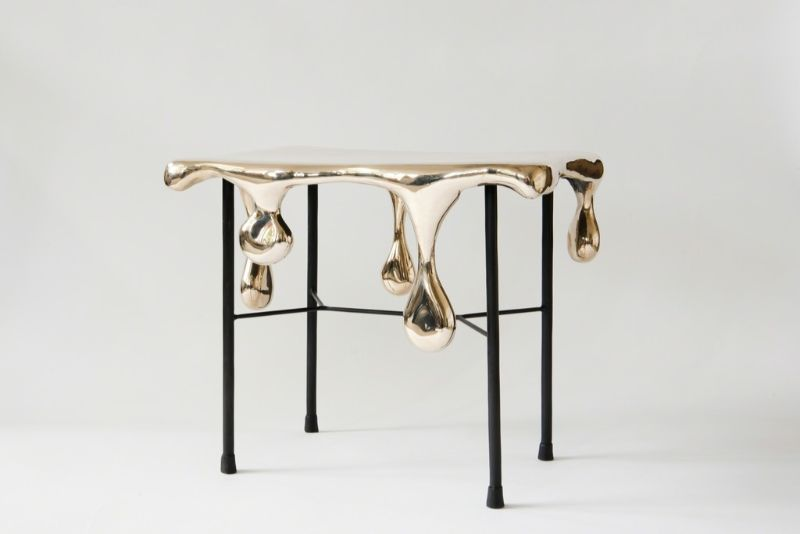 Reinier Bosch's Dripping Art Furniture art furniture Reinier Bosch's Dripping Art Furniture Reinier Bosch   s Dripping Furniture 10