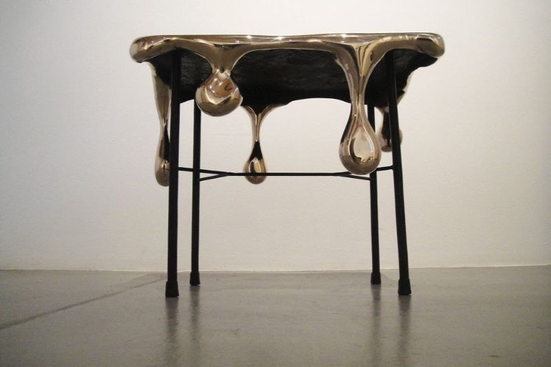 Reinier Bosch's Dripping Art Furniture art furniture Reinier Bosch's Dripping Art Furniture Reinier Bosch   s Dripping Furniture 8