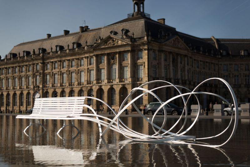 Reinoso's Spaghetti Bench: Modern Art That Explores The Use of Wood modern art Reinoso's Spaghetti Bench: Modern Art That Explores The Use of Wood Reinoso   s Spaghetti Bench Art That Explores The Use of Wood 9