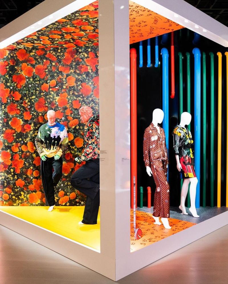 Louis Vuitton Debuts Vibrant Exhibition - Celebration of Its 160 Years louis vuitton Louis Vuitton Debuts Vibrant Exhibition – Celebration of Its 160 Years louis vuitton