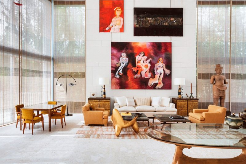 5 Artsy Living Room Designs That Will Do The Wonders of Art Lovers living room designs 5 Artsy Living Room Designs That Will Do The Wonders of Art Lovers 5 Artsy Living Rooms That Will Do The Wonders of Art Lovers 17 1