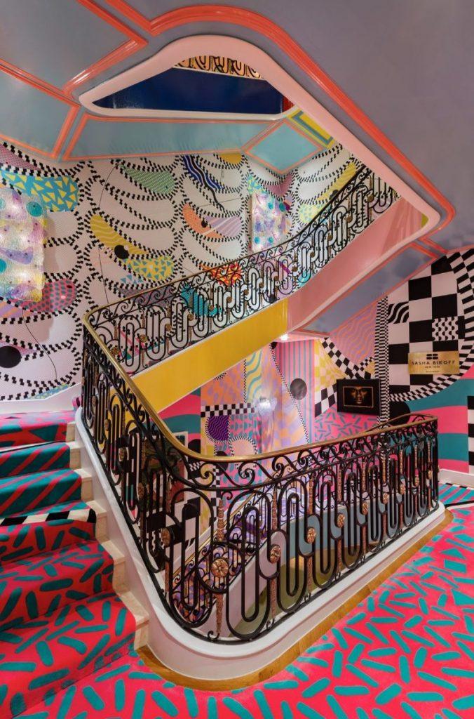 Sasha Bikoff's Most Dazzling Modern Design sasha bikoff Sasha Bikoff's Most Dazzling Modern Design Bikoffs Most Dazzling Modern Design 676x1024