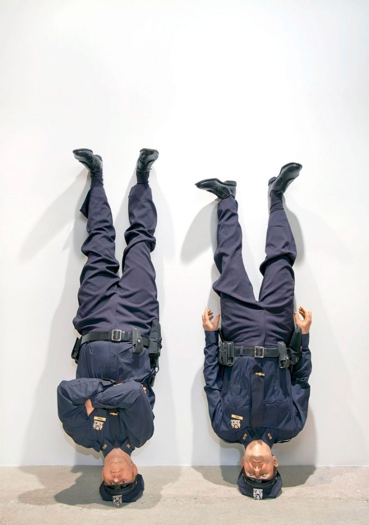 Maurizio Cattelan's Controversial Artwork All Over The World maurizio cattelan Maurizio Cattelan's Controversial Artwork All Over The World Cattelans Controversial Artwork All Over The World 10 720x1024