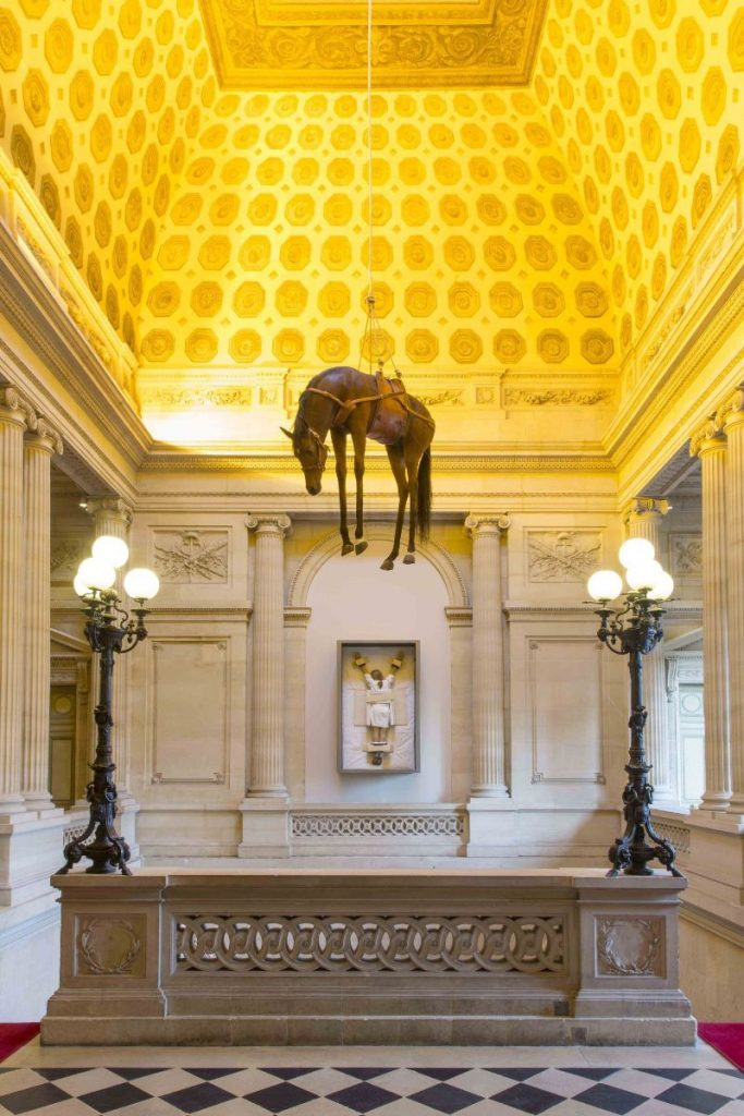 Maurizio Cattelan's Controversial Artwork All Over The World maurizio cattelan Maurizio Cattelan's Controversial Artwork All Over The World Cattelans Controversial Artwork All Over The World 7 683x1024