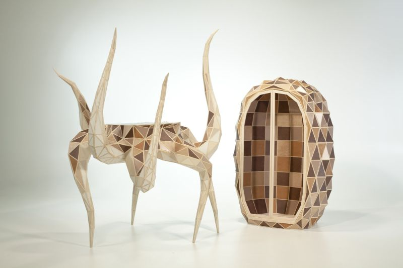 Find Out Jasser Studio's Incredibly Geometric Art Furniture art furniture Find Out Jasser Studio's Incredibly Geometric Art Furniture Find Out Jasser Studios Incredibly Geometric Furniture 4
