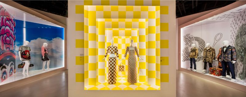 Louis Vuitton Debuts Vibrant Exhibition - Celebration of Its 160 Years louis vuitton Louis Vuitton Debuts Vibrant Exhibition – Celebration of Its 160 Years louis vuitton 3