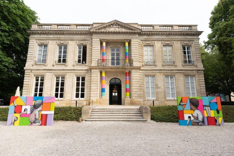 Seth Globepainter's Art Exhibition Fills a Historic Castle in France art exhibition Seth Globepainter's Art Exhibition Fills a Historic Castle in France Seth Globepainter   s Exhibition Fills a Historic Castle in France 2