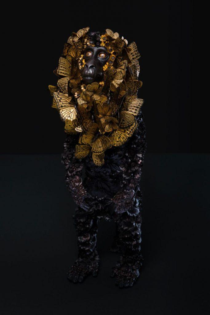 Taiichiro Yoshida's Flowery Metal Sculptures metal sculptures Taiichiro Yoshida's Flowery Metal Sculptures Taiichiro Yoshida   s Flowery Sculptures 4 683x1024