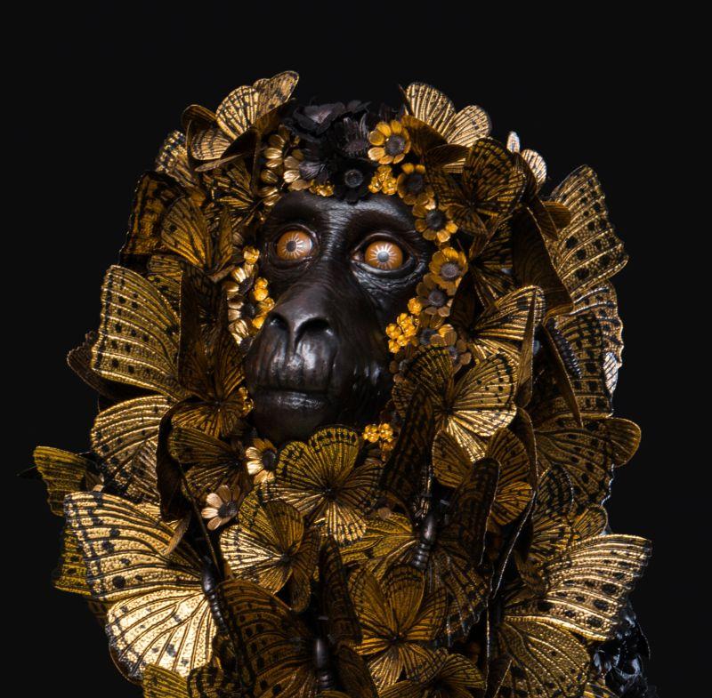 Taiichiro Yoshida's Flowery Metal Sculptures metal sculptures Taiichiro Yoshida's Flowery Metal Sculptures Taiichiro Yoshida   s Flowery Sculptures 5