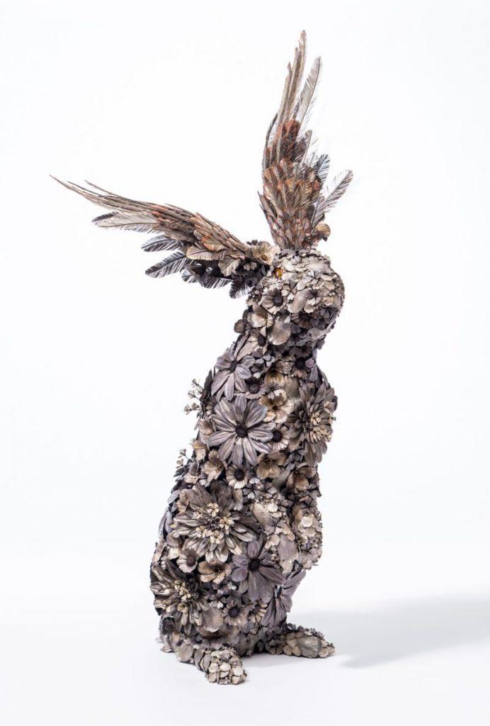 Taiichiro Yoshida's Flowery Metal Sculptures metal sculptures Taiichiro Yoshida's Flowery Metal Sculptures Taiichiro Yoshida   s Flowery Sculptures 6 692x1024