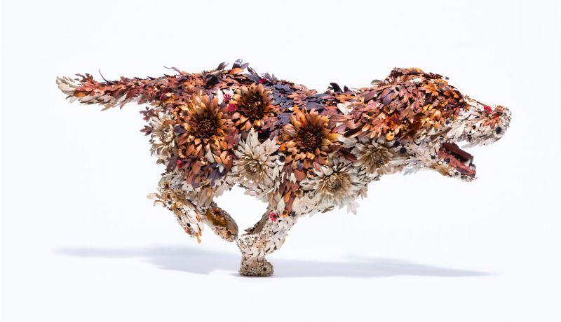 Taiichiro Yoshida's Flowery Metal Sculptures metal sculptures Taiichiro Yoshida's Flowery Metal Sculptures Taiichiro Yoshida   s Flowery Sculptures 7