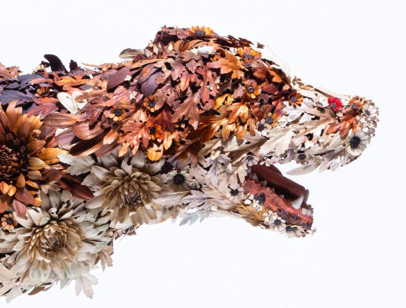 Taiichiro Yoshida's Flowery Metal Sculptures metal sculptures Taiichiro Yoshida's Flowery Metal Sculptures Taiichiro Yoshida   s Flowery Sculptures 8