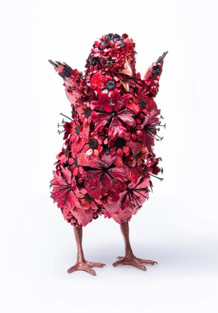Taiichiro Yoshida's Flowery Metal Sculptures metal sculptures Taiichiro Yoshida's Flowery Metal Sculptures Taiichiro Yoshida   s Flowery Sculptures 9 716x1024