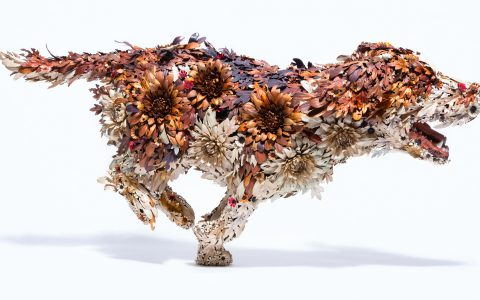 metal sculptures Taiichiro Yoshida's Flowery Metal Sculptures Taiichiro Yoshida   s Flowery Sculptures feature 480x300