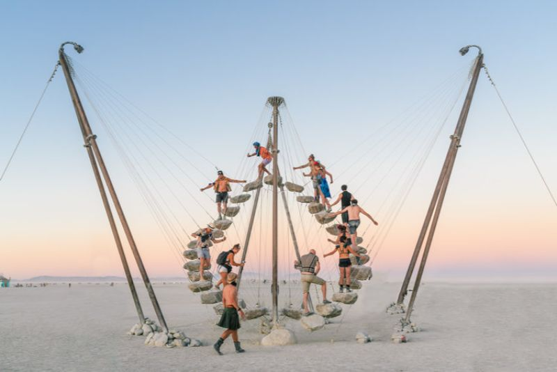 Unraveling 2019's Burning Man Art burning man art Unraveling 2019's Burning Man Art Unraveling 2019s Art from Burning Man 4
