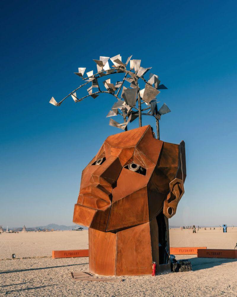 Unraveling 2019's Burning Man Art