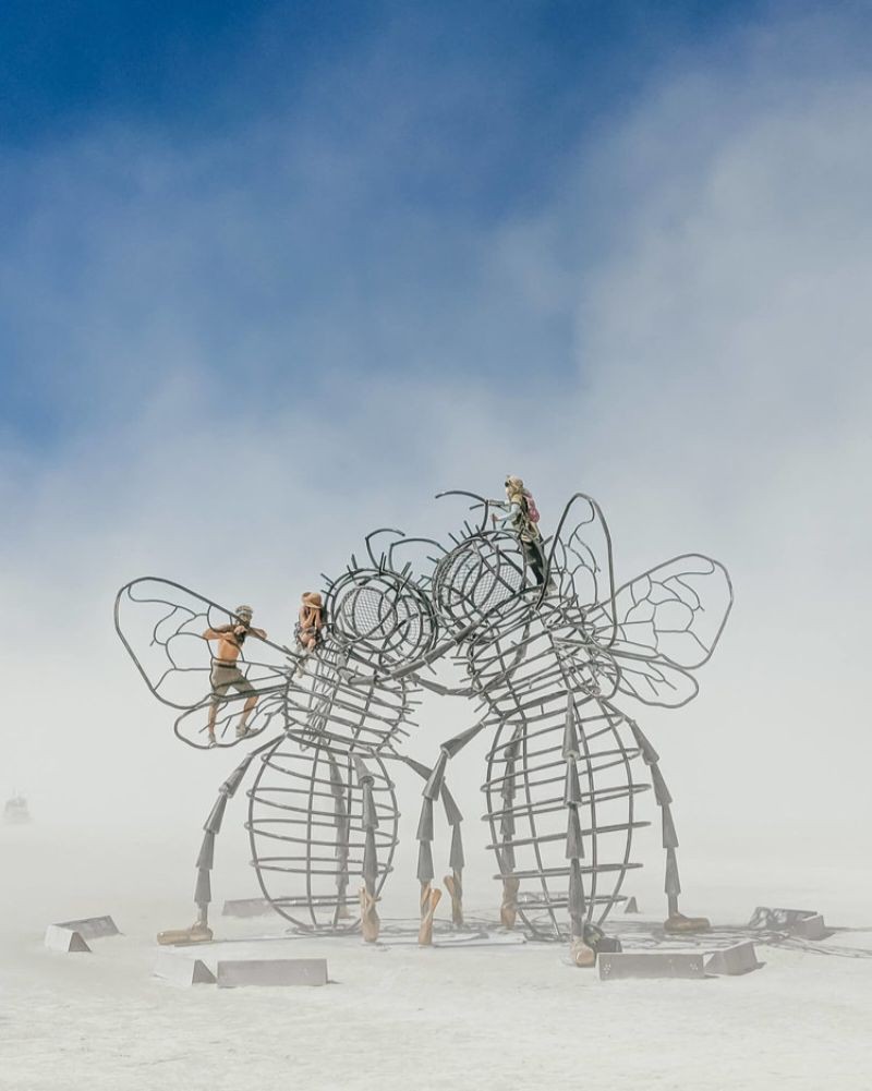 Unraveling 2019's Burning Man Art burning man art Unraveling 2019's Burning Man Art Unraveling 2019s Art from Burning Man