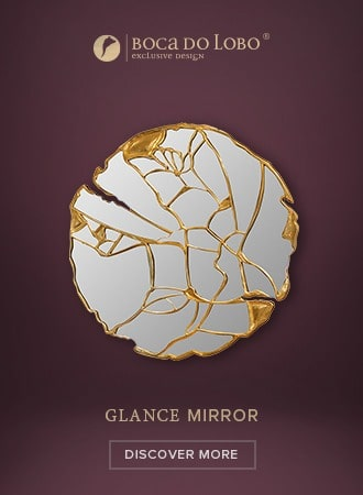 Glance Mirror - Discover More - Boca do Lobo