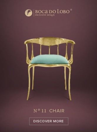 Nº11 Chair - Discover More - Boca do Lobo